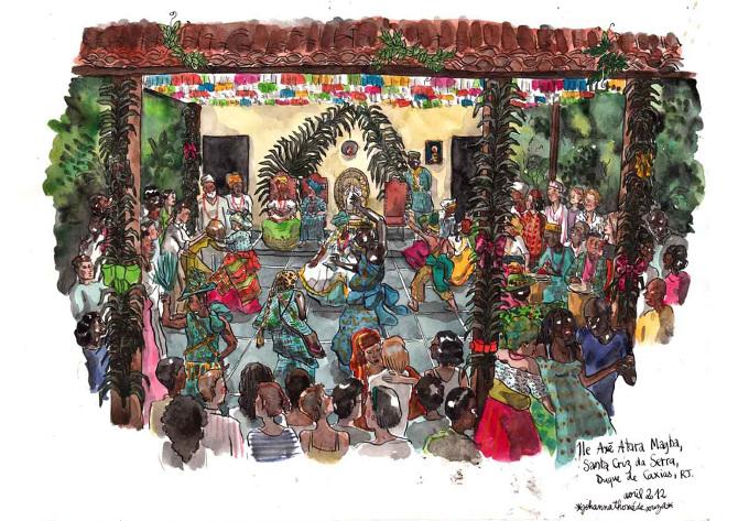 le journal le monde de santa cruz: